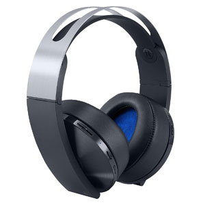 PlayStation Platinum Wireless Stereo Headset