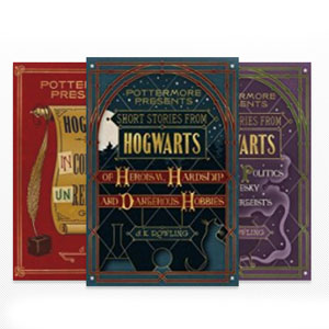 Pottermore Presents (3 Book Series)