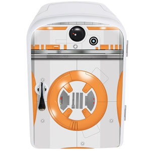 Star Wars BB-8 6 Pack Mini Fridge