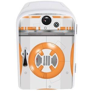 Star Wars BB-8 6 Pack Mini Fridge