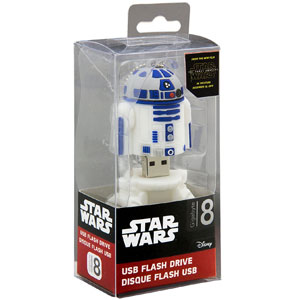 Star Wars R2-D2 8GB USB Flash Drive