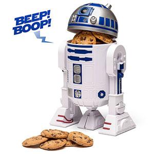 Star Wars R2D2 Talking Cookie Jar