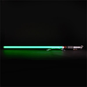Star Wars: The Black Series FX Lightsaber