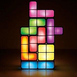 Tetris Puzzle Desk Lamp
