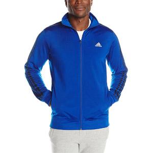 adidas Mens Essential Tricot Jacket