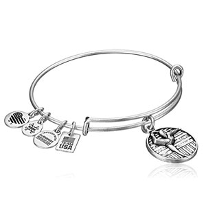 Alex and Ani Team USA Gymnastics Bangle