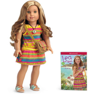 American Girl Lea Clark