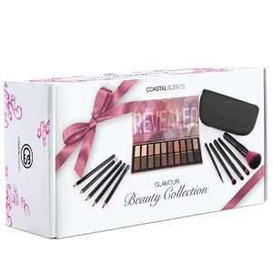 Coastal Scents Glamour Beauty Collection Gift Set