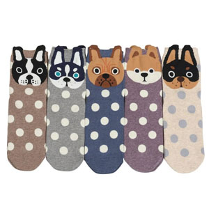 Customonaco Animal Fun Crazy Socks