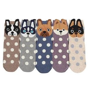 Customonaco Animal Fun Crazy Socks