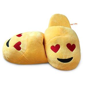 Cute Emoji Cartoon Slippers