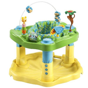 Evenflo Zoo Friends Exersaucer