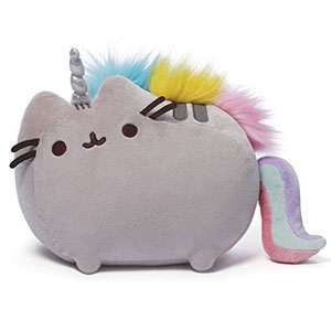 GUND Pusheenicorn Stuffed Unicorn