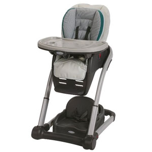 Graco Blossom 4 in 1 Convertible High Chair