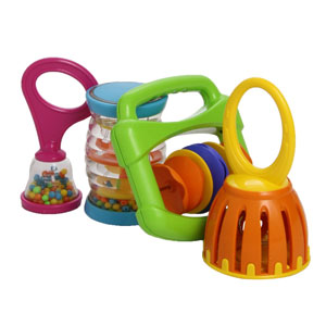 Hohner 4-Piece Baby Band
