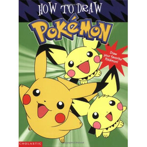 Pokemon How-to-Draw Kit