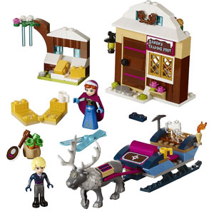 LEGO Disney Anna and Kristoff's Sleigh Adventure 41066