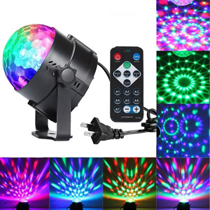 Luditek Sound Activated Party Lights