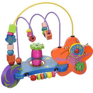 Manhattan Toy Whoozit Cosmic Bead Maze