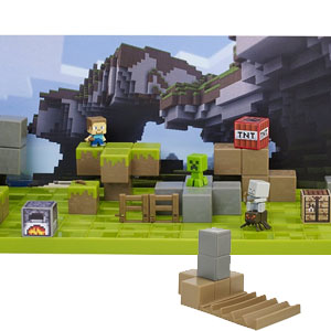 Minecraft Stop-Motion Animation Studio