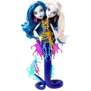 Monster High Great Scarrier Reef Peri & Pearl