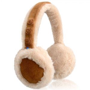 NoiseHush Bluetooth Earmuff Headphones