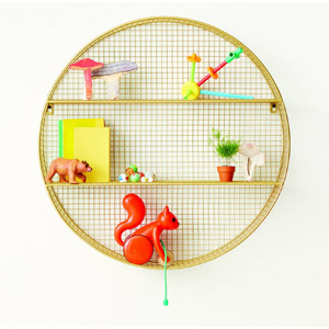 Pillowfort Circle Shelf