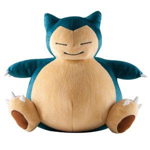 Pokemon Snorlax Plush