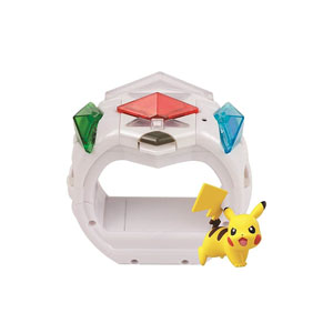 Pokemon Z-Ring Set