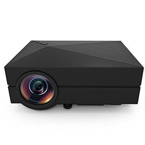 PowerLead Portable Mini LED Projector