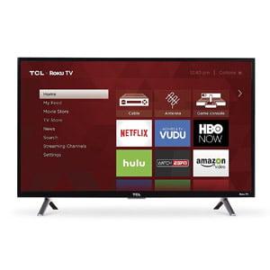 TCL 32S305 Téléviseur DEL intelligent Roku 32 po, 720p