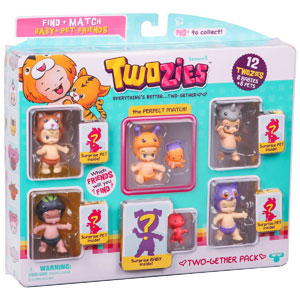 Twozies S1 Party Pack