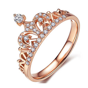 UMode Princess Ring