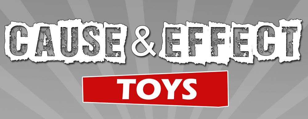Cause And Effect Toys