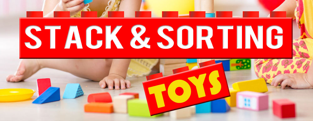 Stacking and Sorting Toys