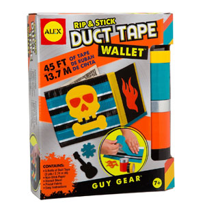 ALEX Toys Duct Tape Wallet