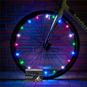 Activ Life Bicycle Wheel Lights