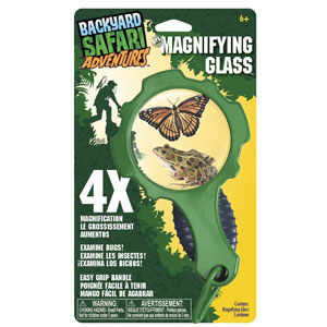 Backyard Safari Magnifying Glass
