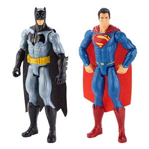 Batman v Superman Action Figures