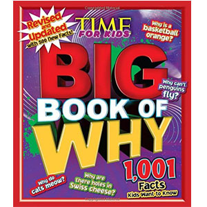 Big Book of Why : 1,001 Facts