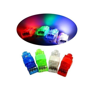 Cade Super Bright Finger Flashlights