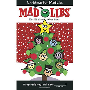 Christmas Fun Mad Libs: Deluxe Edition