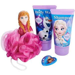 Disney Frozen Soap & Scrub Gift Set