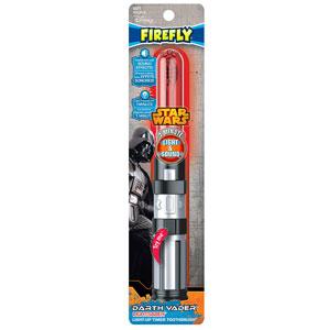 Firefly Darth Vader Lightsaber Light-Up Toothbrush