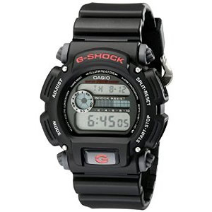 "Casio ""G-Shock"" Digital Watch"