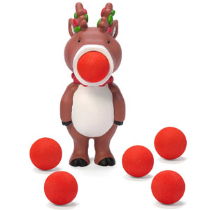 Hog Wild Holiday Reindeer Popper