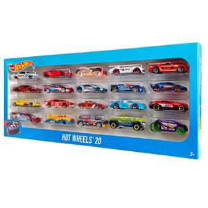 Hot Wheels Gift Pack (20 Pack)
