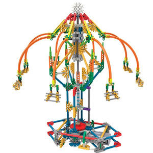 K'NEX Education Swing Ride Building Set