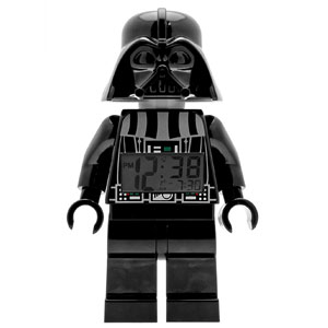 LEGO Darth Vader Mini-Figure Clock