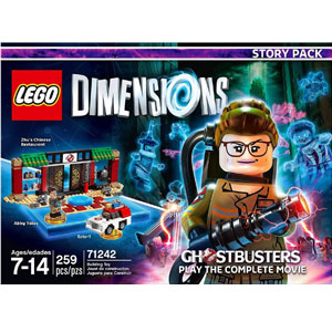 LEGO Dimensions Ghost Busters Story Pack